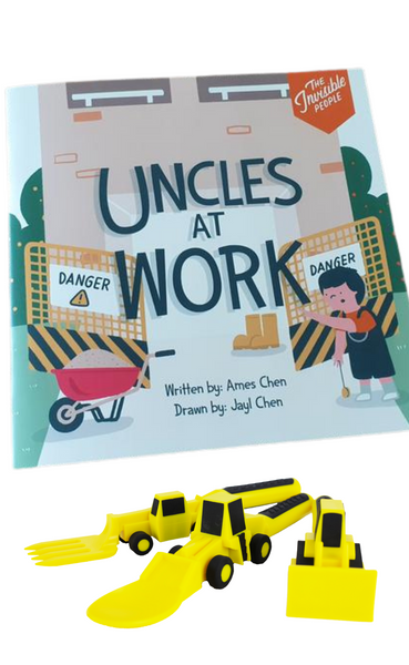Constructive Eating x Owl Readers Club - CONSTRUCTION BUNDLE