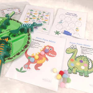 RAWRSOME DINO BUNDLE SET B