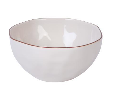Cereal Bowl Cantaria White