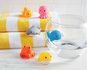 Ocean Friends Bath Toys