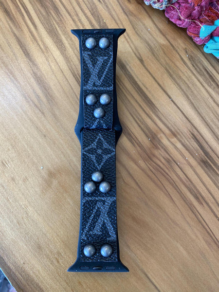 LV Apple Watchband