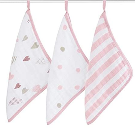 Heartbreaker Washcloth Set