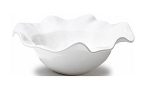 Vida Havana White Bowl Medium