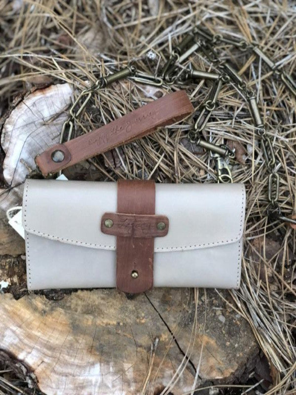 Trinity Leather Wallet