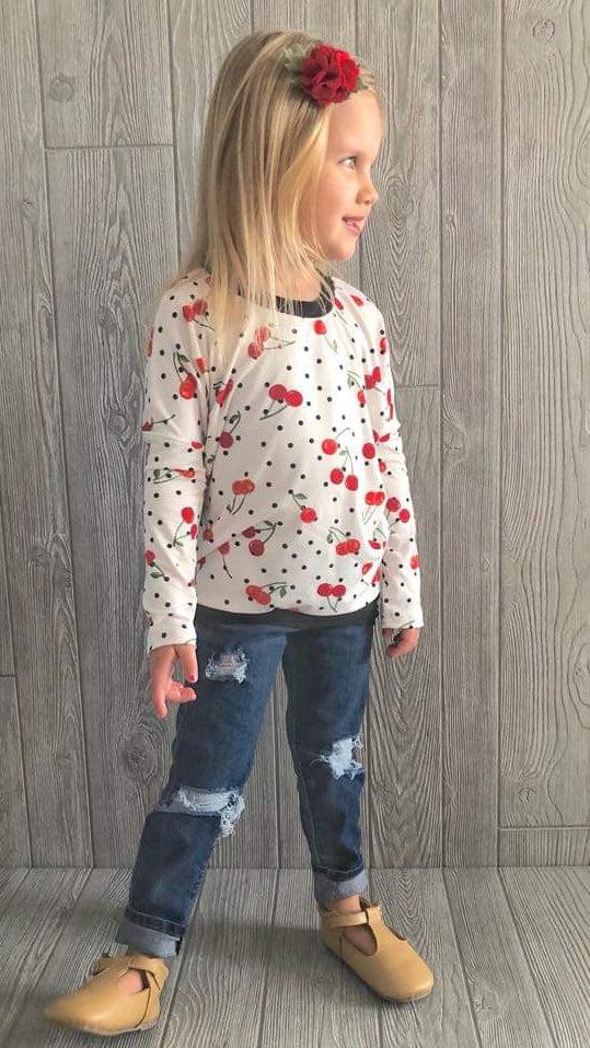 Custom Child Dolman