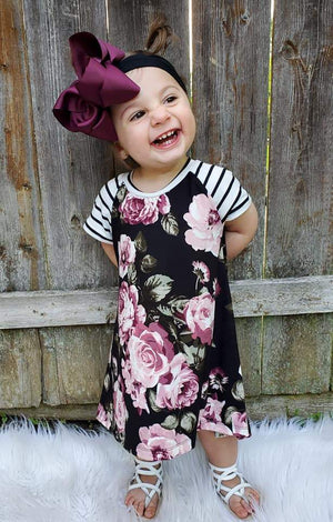 Child T-shirt Dress