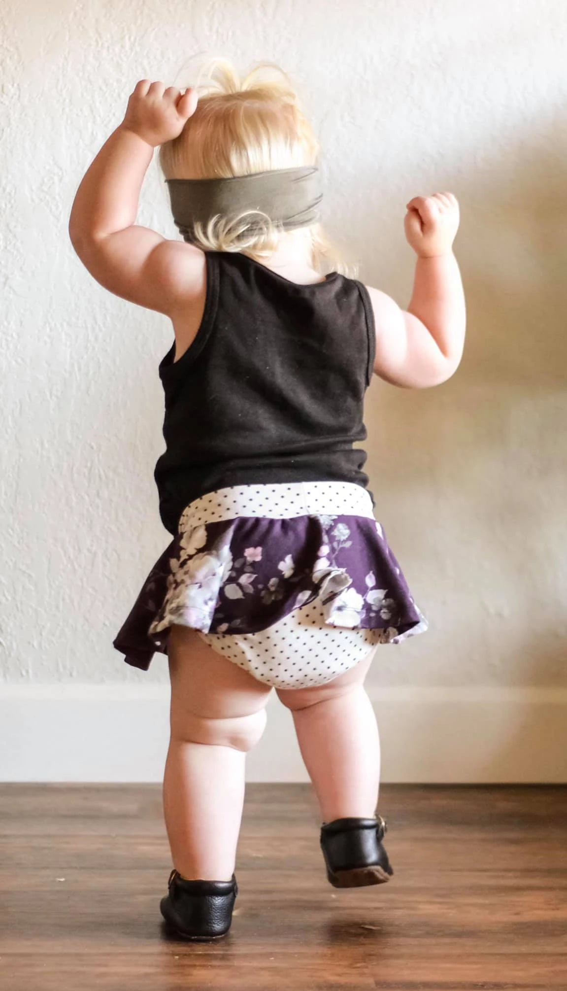 Custom Lucy - Skirted Bummies