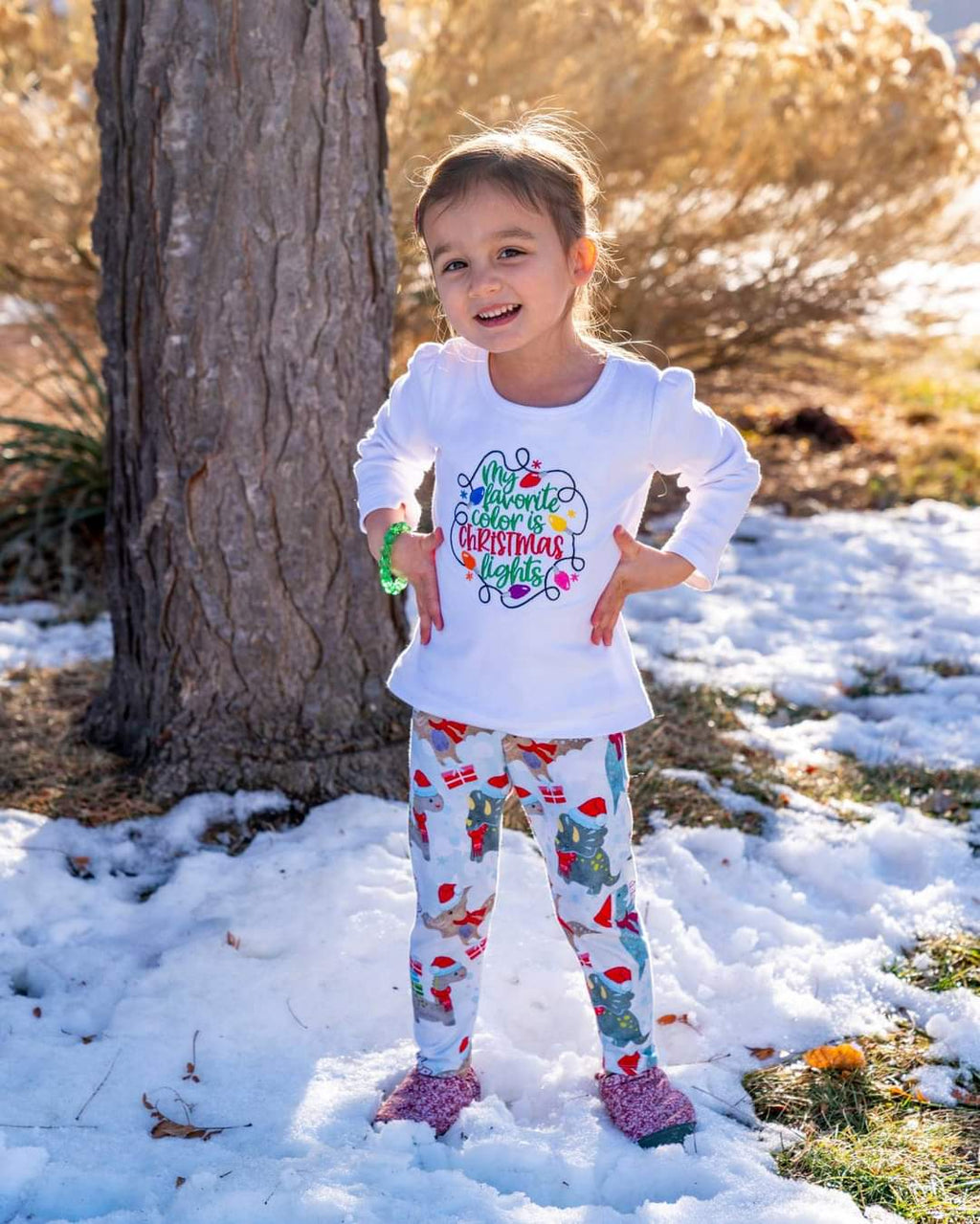 Custom Child Leggings