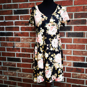 Custom Adult T-shirt Dress