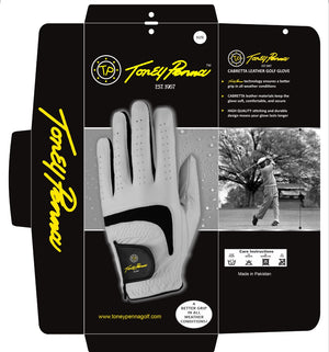 Toney Penna Tour Cabretta Leather Golf Glove