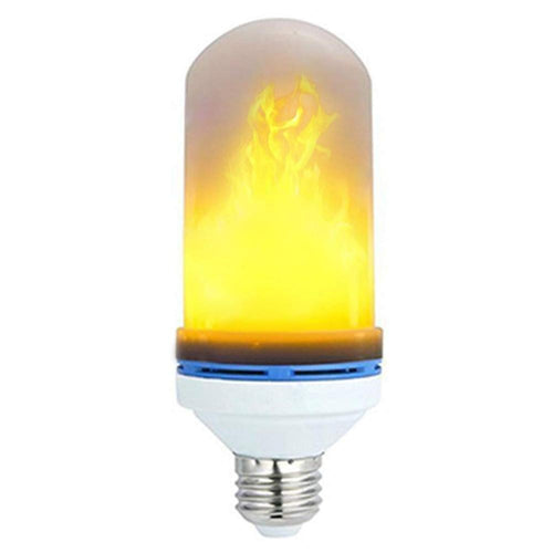 LED Flame Effect Light Bulb Decorative and Simulated Lamps