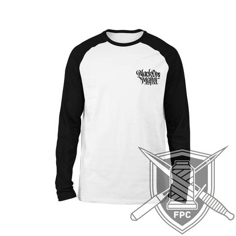 Coffin - Baseballshirt