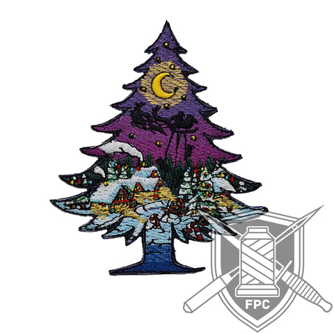 Christmas Infiltration - Patch - Limited 100 Edition