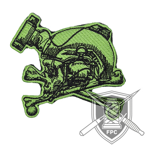 Conquer Darkness - Patch - NVG grün