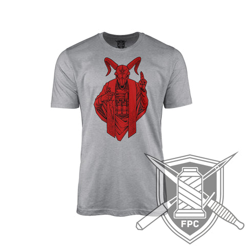 Death Priest - Shirt - FPC Special - assault grey