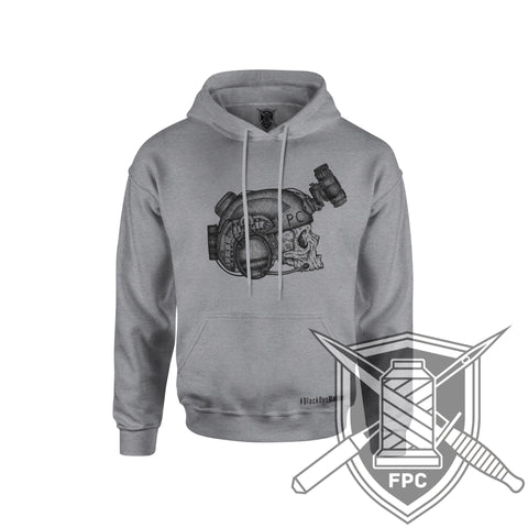 Soul Stealer - Hoodie - assault grey