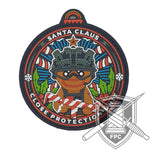 Santa Claus Close Protection Unit - PVC - Patch