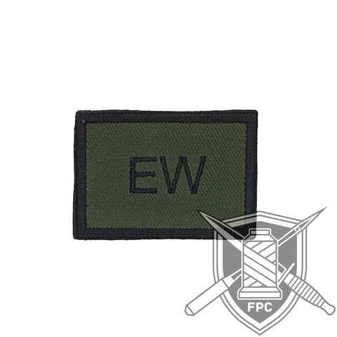 EloKa / Electronic Warfare - Taktisches Zeichen - Patch