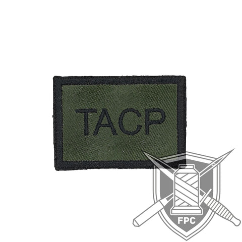 TACP / Tactical Air Control Party - Taktisches Zeichen - Patch - oliv