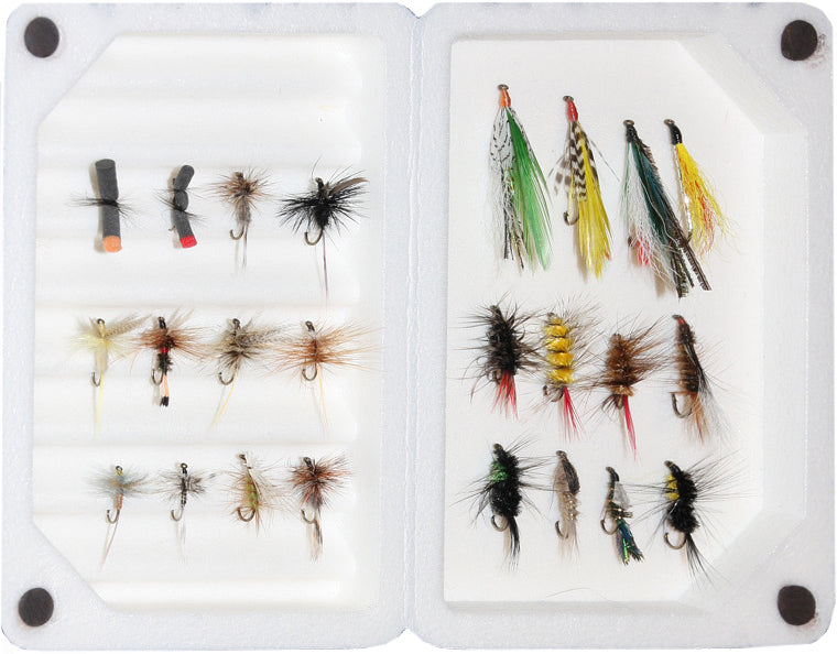 Gloria Jordan Hand-Tied Flies