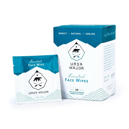 UM Face Wipes 20 pack NL