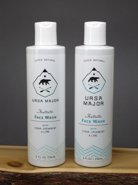 UM packaging tweak - face wash comparison