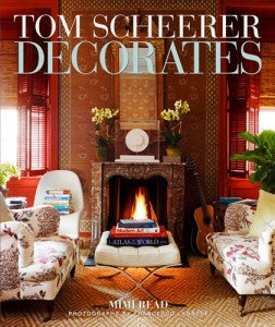 "Cover of the book ""Tom Scheerer Decorates"""