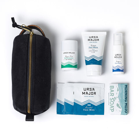 The Weekender Wash Kit