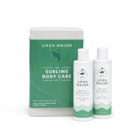 Sublime Body Care Set