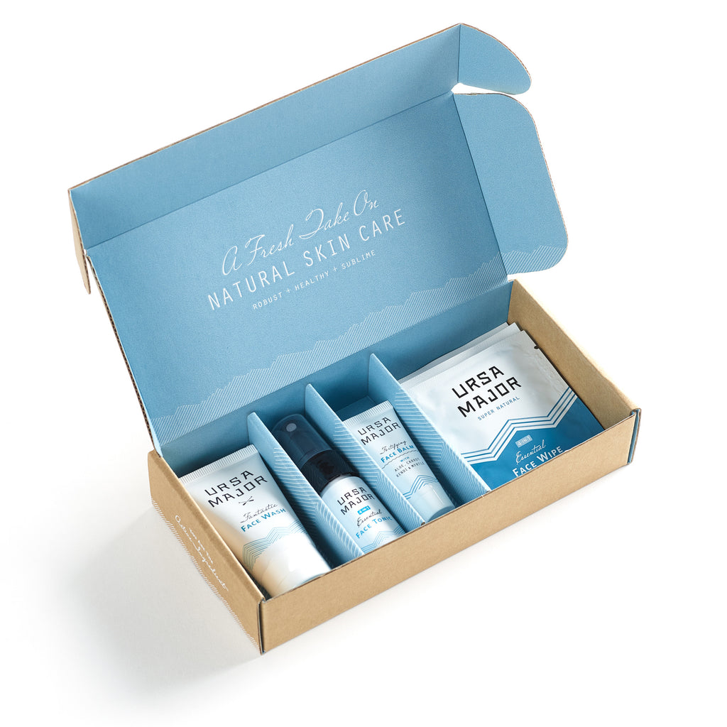 Clear, Healthy Skin TRIAL KIT