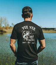 Load image into Gallery viewer, Yee Yee Bait and Tackle Tee