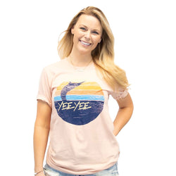 Deep Sea Peach Tee