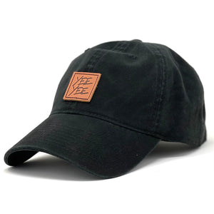 Black Craftsman Hat