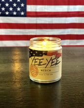 Load image into Gallery viewer, Yee Yee Candle (Merica)