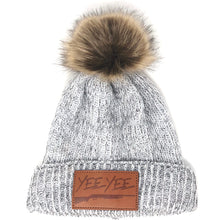 Load image into Gallery viewer, Yee Yee Pom Beanie