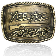 Load image into Gallery viewer, Yee Yee Belt Buckle