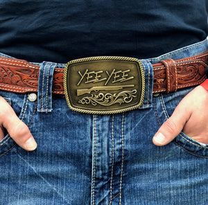 Yee Yee Belt Buckle