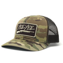 Load image into Gallery viewer, Multicam Trucker Hat