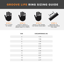Load image into Gallery viewer, Pink Groove Life Ring
