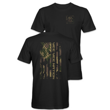 Load image into Gallery viewer, Ol Glory Camo Tee