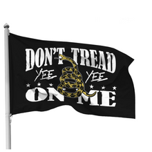 Load image into Gallery viewer, Don't Tread on Me Flag