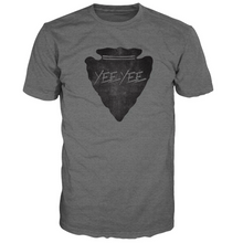 Load image into Gallery viewer, Grey Arrowhead Tee