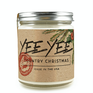 Yee Yee Candle (Country Christmas)