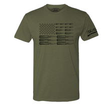 Load image into Gallery viewer, Ammo Flag Tee
