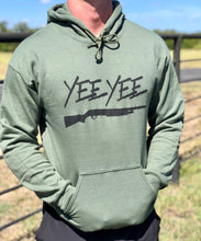Load image into Gallery viewer, Yee Yee Military Green Hoodie