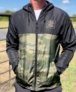 Yee Yee Camo Windbreaker Jacket