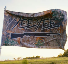 Load image into Gallery viewer, Yee Yee Camo Flag