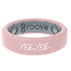 Pink Groove Life Ring
