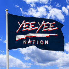 Load image into Gallery viewer, Yee Yee Nation Flag