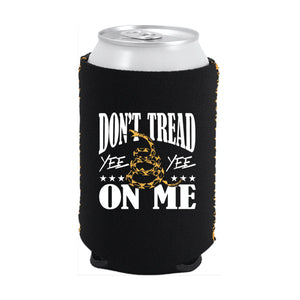 Don't Tread On Me Can Hugger